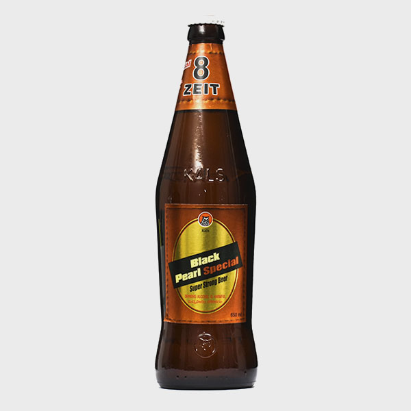 Black Pearl Super Strong Beer