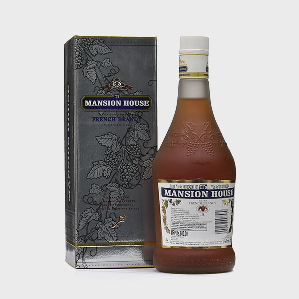 Mansion House Ultra French Brandy
