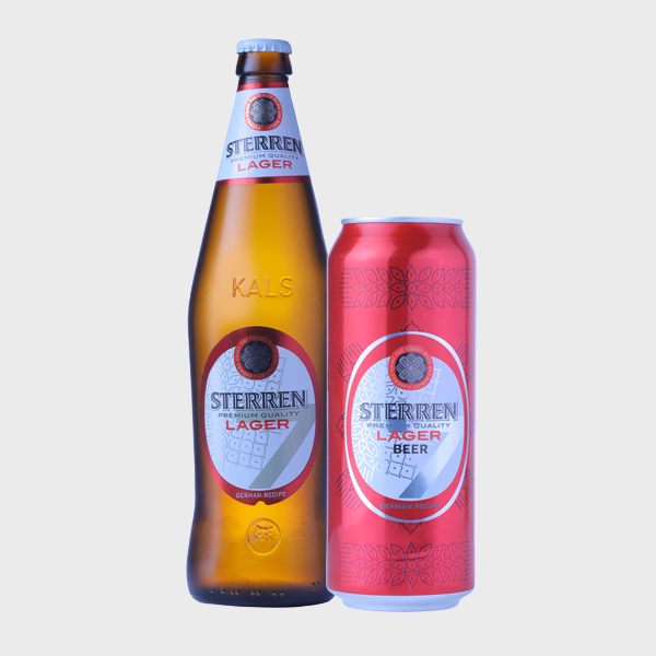 Sterren Premium Quality Strong Beer 7