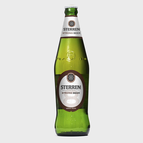 Sterren Premium Quality Strong Beer 8
